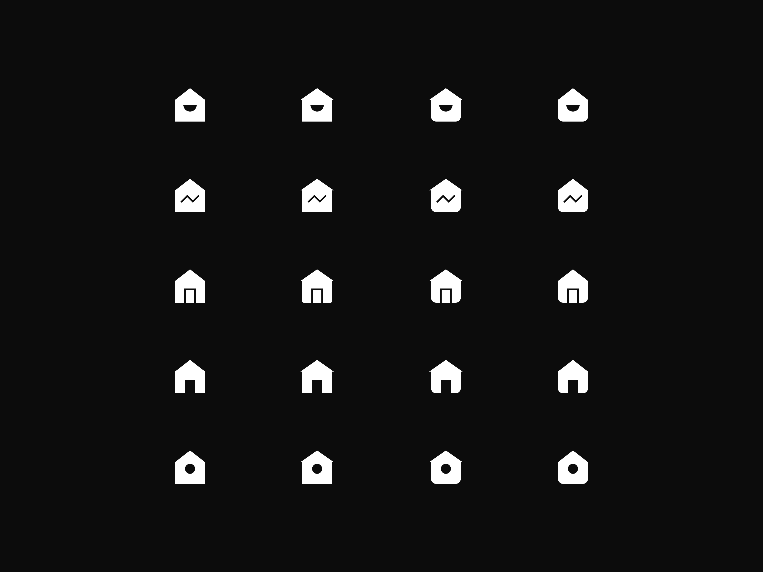 home-icons-variations